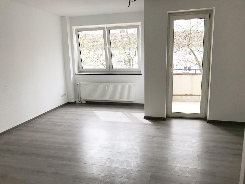 Neu renovierte 3 Zimmerwohnung im Werra-Meißner-Kreis *Kirschenland ...