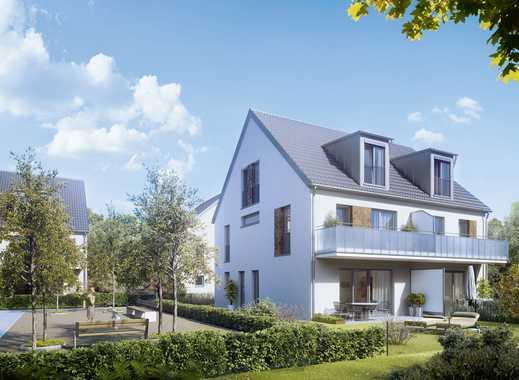 5-Zimmer Doppelhaushälfte in Aubing, ruhige Lage