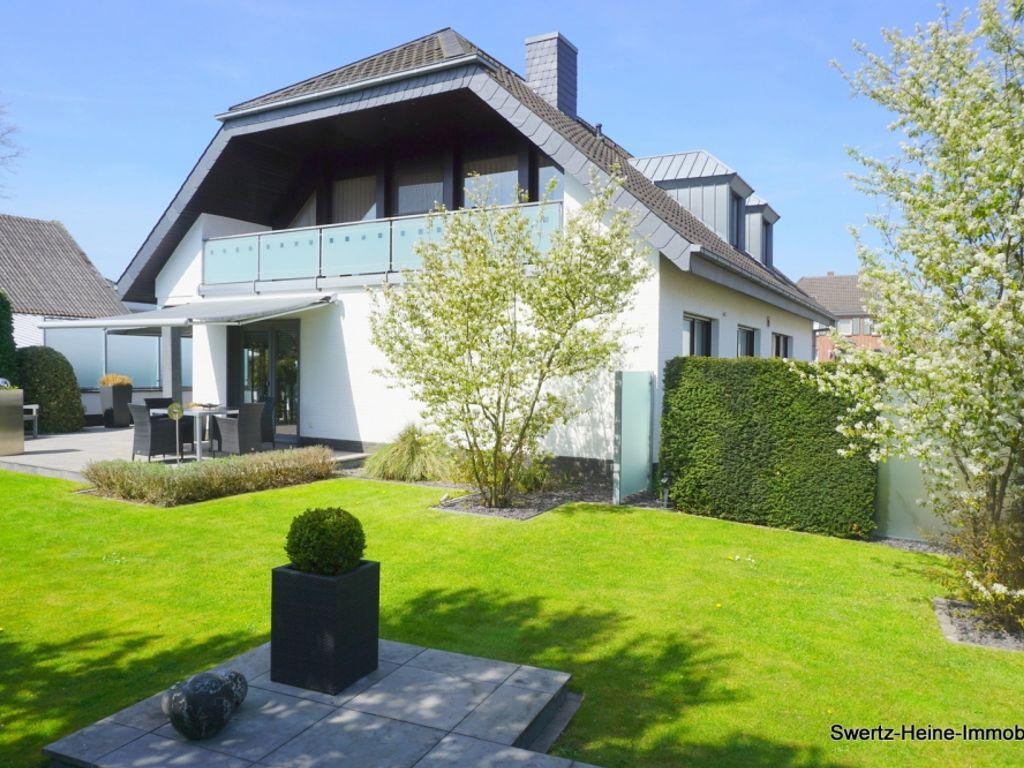 Gepflegtes und modern gestaltetes Einfamilienhaus in Goch - Kessel ...