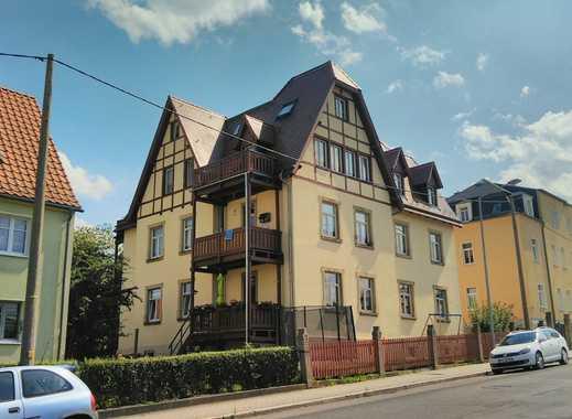 Individuelle 3/4-Zimmer-DG-Wohnung mit Balkon in Freital !!!