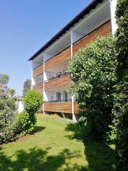 1-Zimmer-Appartment - möbliert Wohnen im Grünen in Neuötting