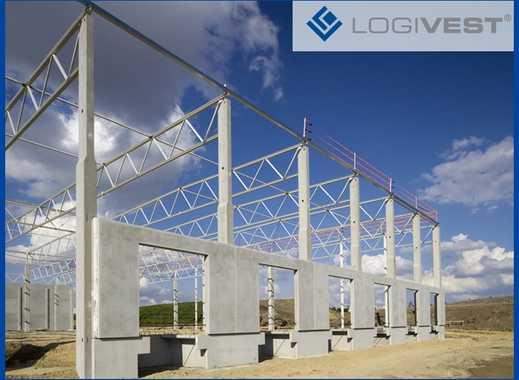 Neubau einer Lager- und Logistikhalle in Mendig