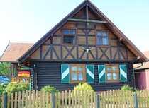 Tolles Blockhaus mit großem Grundstück