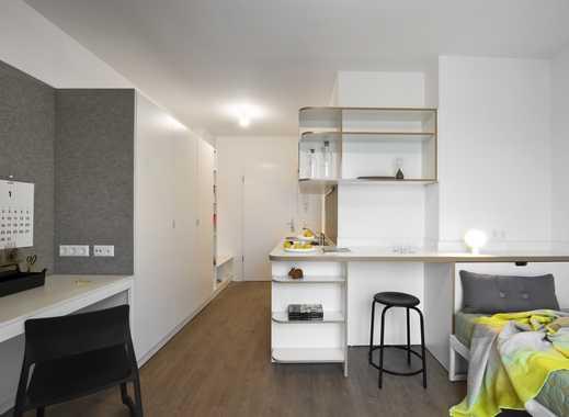 *hell und gemütlich* möblierte 1-Zimmer Studentenwohnung STUDIO HOUSE BERLIN