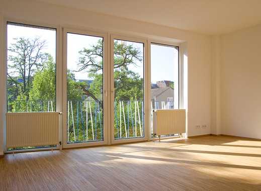Provisionsfreie helle 2-Zimmer, Wohnung mit gehobener Ausstattung und Blick ins Grüne