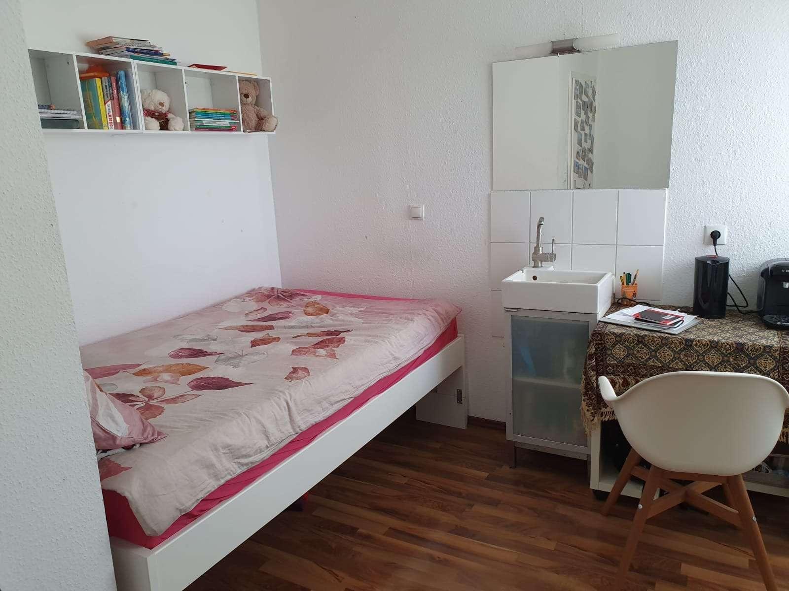300 €, 12 m², 1 Zimmer in Grombühl (Würzburg)