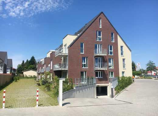 Moderne 3-Zimmer Erdgeschosswohnung mit zwei Terrassen