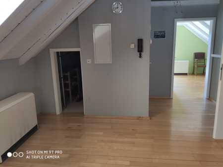 Süsse 2-Zimmer-Wohnung mitten in Moosburg mit kleinem Balkon in Moosburg an der Isar