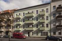 Modernisierte 3- Zimmer-