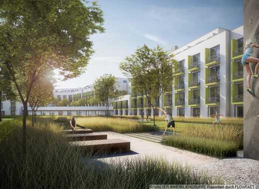 Schwabing-Freimann: Geräumiges Studentenappartment Nähe Englischer Garten! Top-Rendite!