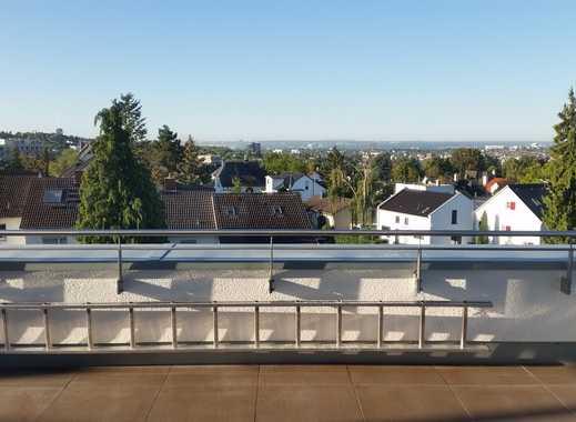Moderne 4 Zimmer Maisonette Neubauwohnung In Wi Sonnenberg Mit Dachterrasse  Und Traumhaftem Ausblick