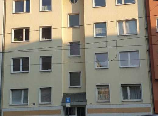 2-Zimmer-Hochparterre-Wohnung mit Balkon in Sülz, Köln + Garage