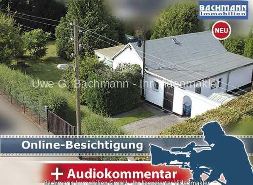 Berlin - Bohnsdorf: Wohnbaugrundstück mit 882 m² als Eckgrundstück - UWE G. BACHMANN