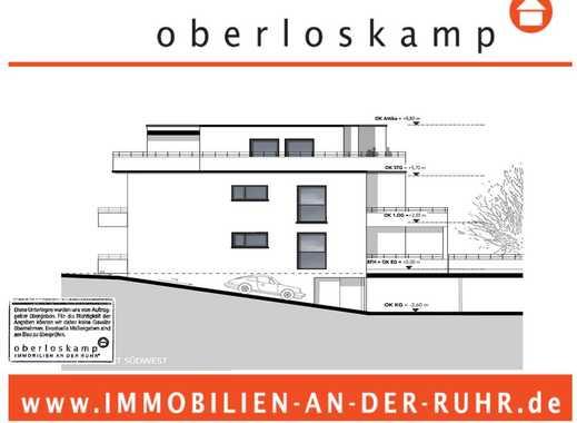Neubau Erstbezug mitten im Dorf Saarn! Exklusive Mietwohnung mit zwei Balkonen, Aufzug & TG