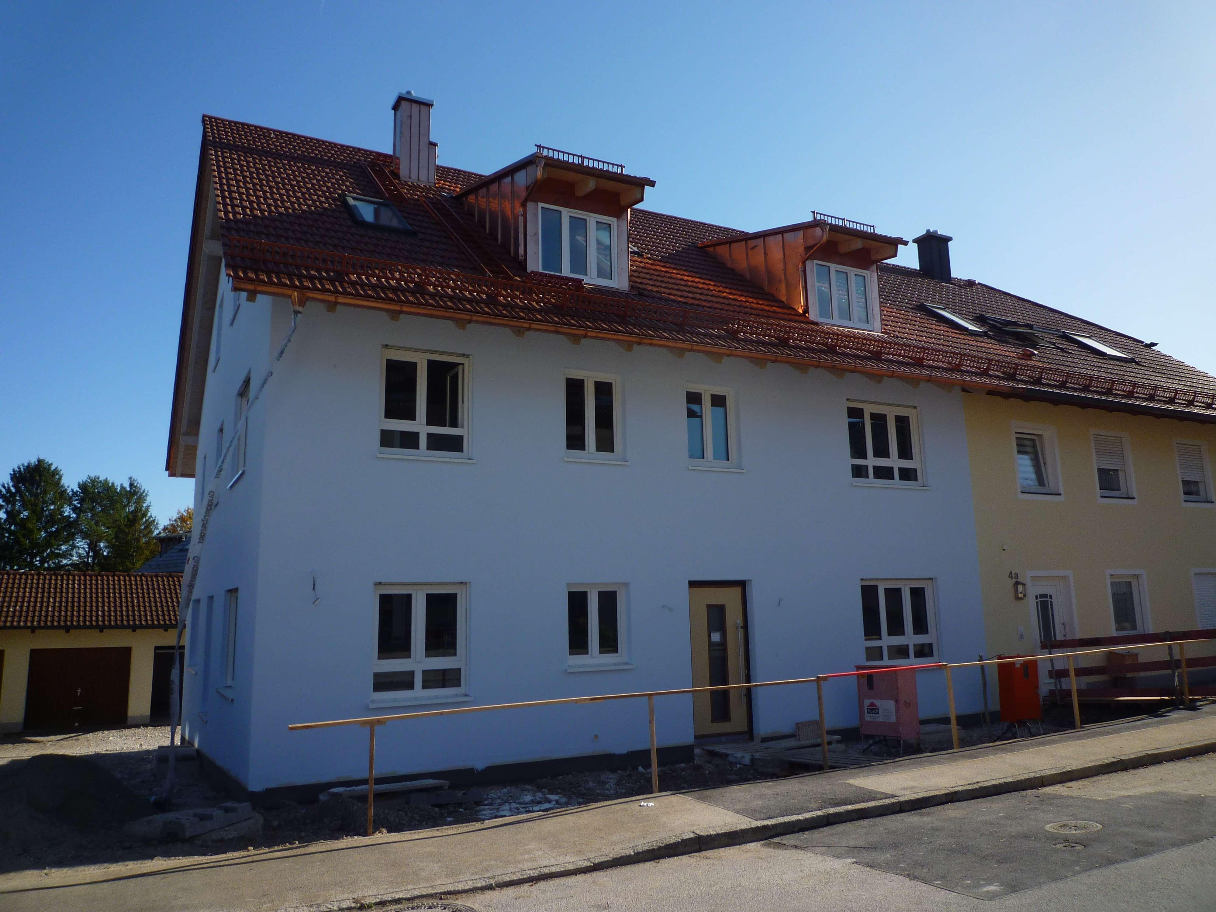 Erstbezug: Großzügige 4-Zimmer-Wohnung mit Süd-Ost Balkon in Hechendorf in Seefeld (Starnberg)