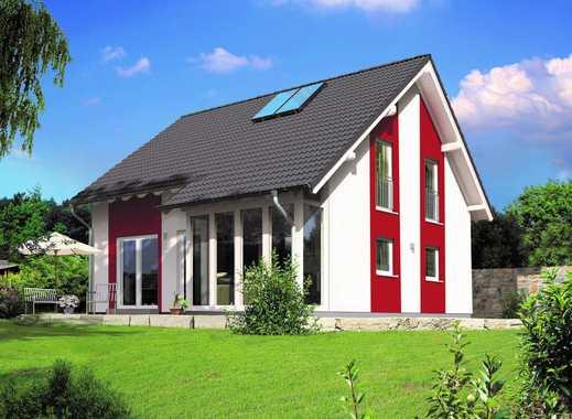 Träumen Sie vom Eigenheim? Lassen Sie sich inspirieren im allkauf Musterhaus Baunatal