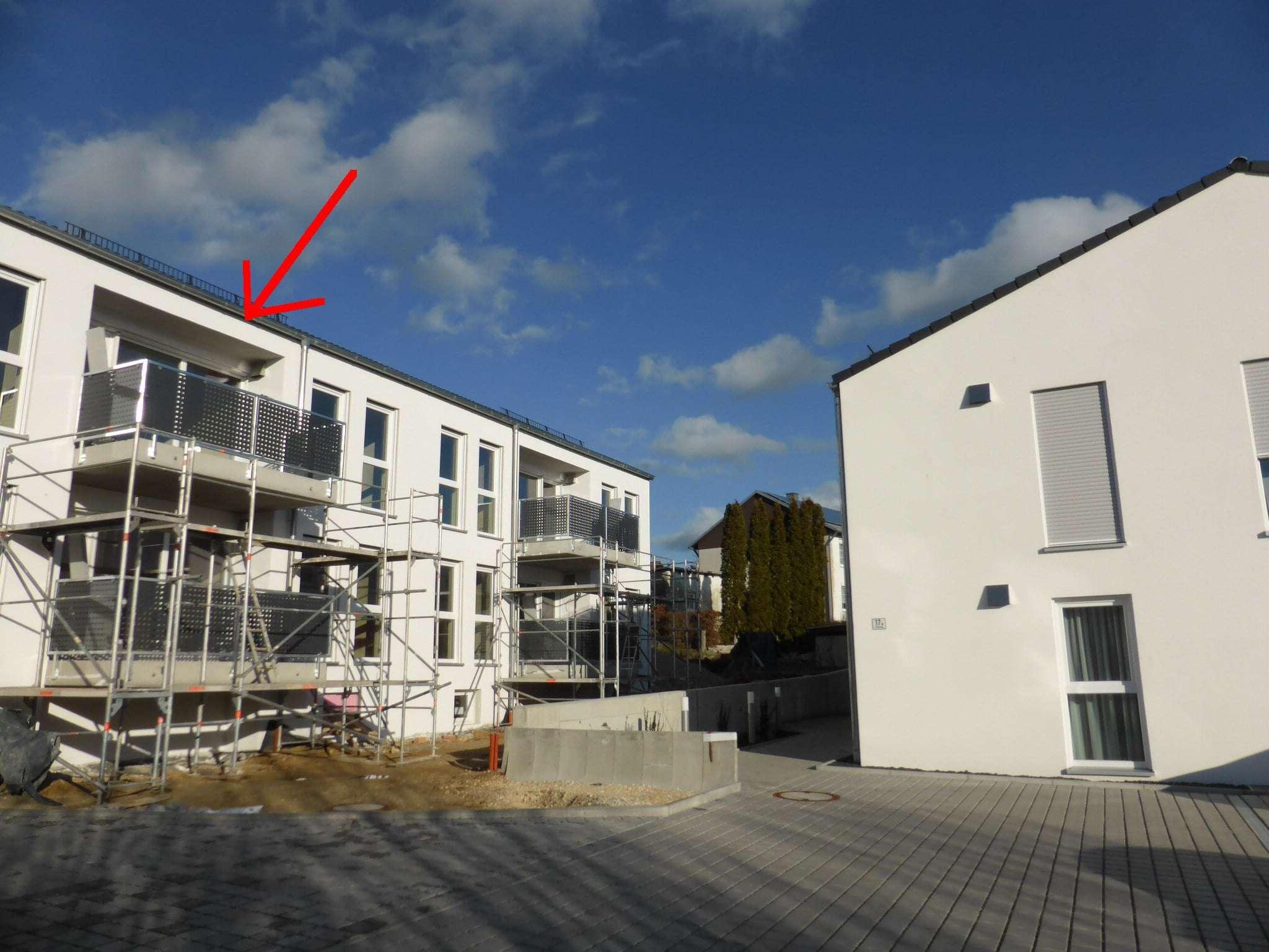 Zu Vemieten - 3-Zimmer-Neubau-Wohnung in Ihrlerstein mit Carport und KFZ-Stellplatz in Ihrlerstein