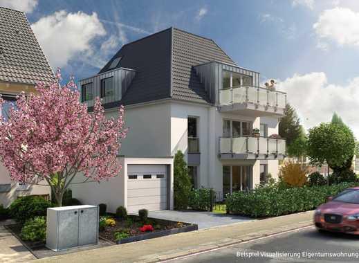 Familienfreundliche Neubau-Erdgeschosswohnung mit Terrasse und Garten