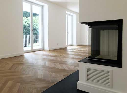 Df.-Oberkassel: Attraktive Wohnung mit großer Terrasse und Einbauküche