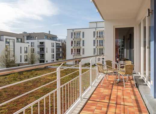Lichtdurchflutetes 2 Zim. Apartment mit Süd-Balkon / Wohnung 13