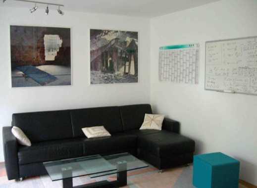 Modern eingerichtetes Wohnstudio