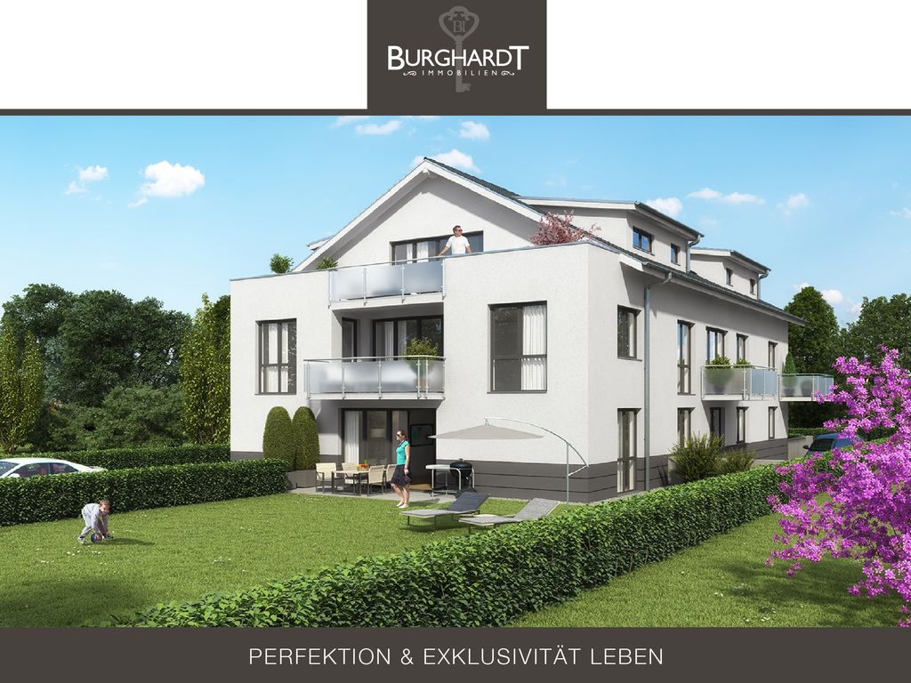 Dreieich - Sprendlingen: 4 Zimmer Gartenwohnung ein ...