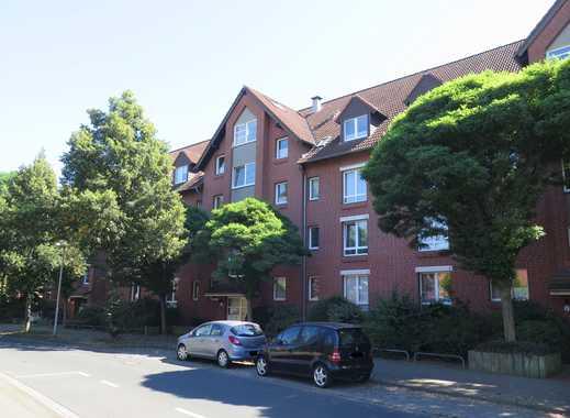 schöne 3 Zimmer Dachgeschoss-Wohnung in Döhren