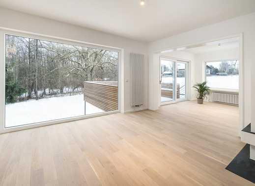 Moderne Villa mit großer Behaglichkeit und hohem Freizeitwert in begehrter Lage