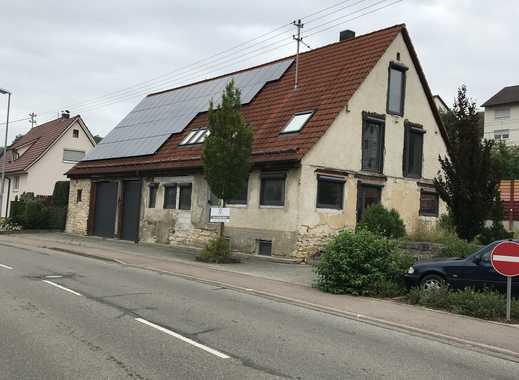 """Haus mit viel Potential """"Handwerkertraum"""""""