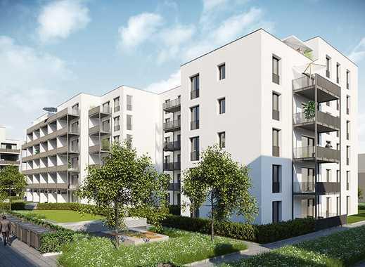 Einziehen und entspannen - City-Apartment auf ca. 42 m² mit großzügigem Balkon