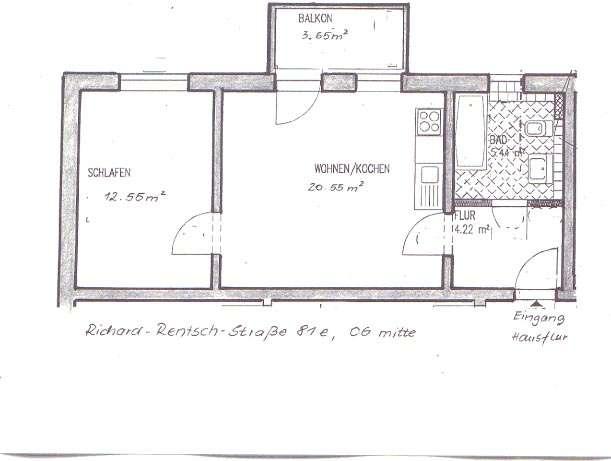 RR 81e 2-Raum mitte