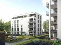 2-Zimmer-Erdgeschosswohnung mit gemütlicher Terrasse und