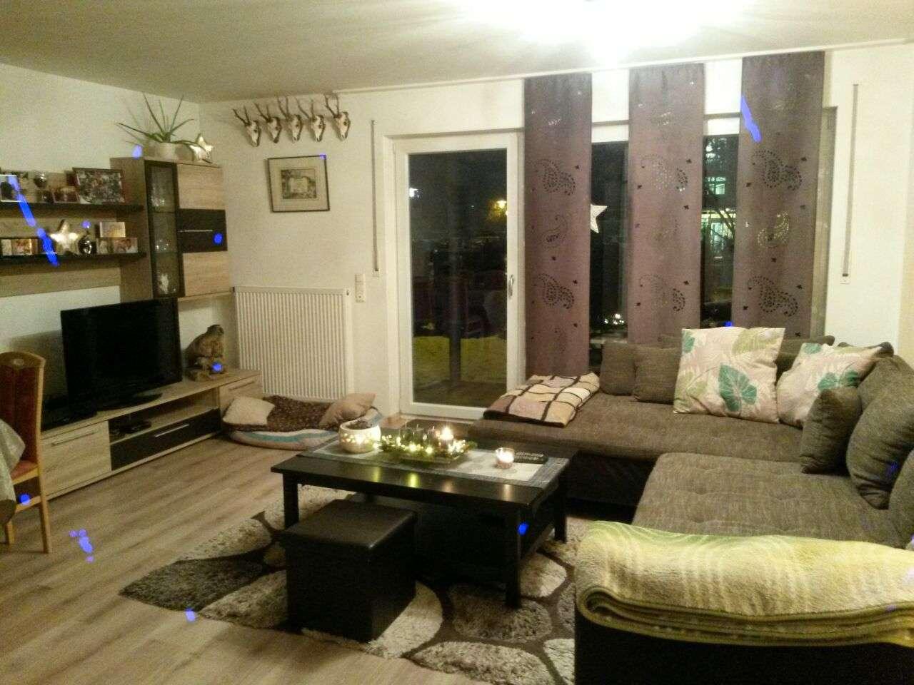 Exklusive, helle2 Zimmer Wohnung im Erdgeschoß mit 65qm, in sehr schöner Lage in Schwandorf. in
