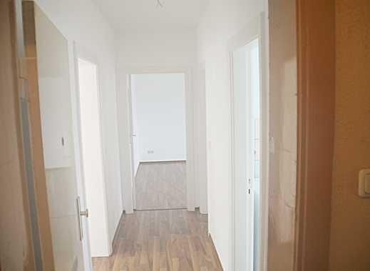 Frisch sanierte 3-Zimmerwohnung im Erdgeschoss - ruhige Wohnlage