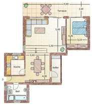 Großzügige Wohnung im zentralen Marburg -