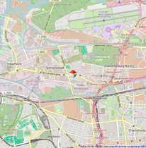 Bild Siemensstadt -  Maisonette im Dachgeschoss