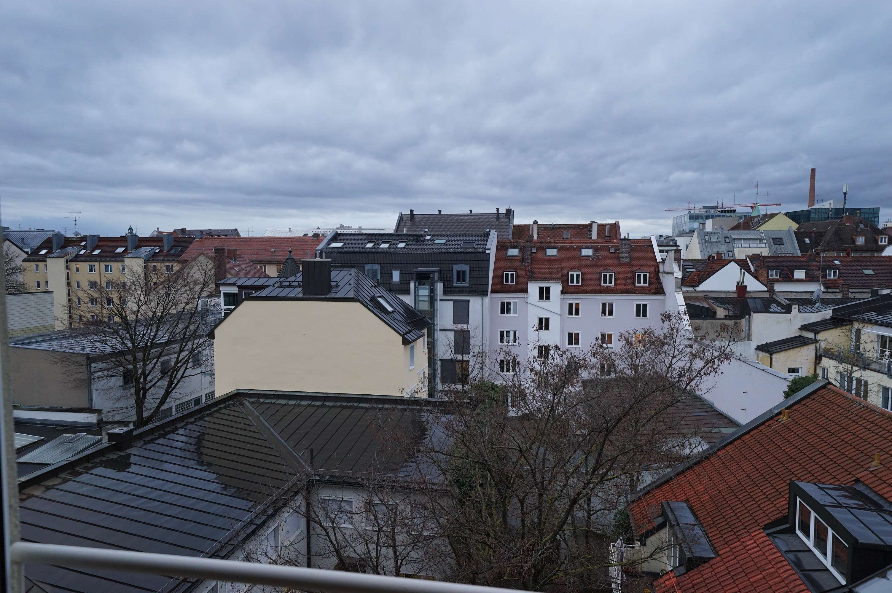 Prov.-frei!! Schöne und helle 2-Z-Wohnung Zentrumsnähe Besicht.-TERMIN 26.2.17 Uhr und 29.2.10 Uhr! in Maxvorstadt (München)