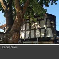 Resthof Sanierungsobjekt Eichenbalkenlager Denkmalschutz