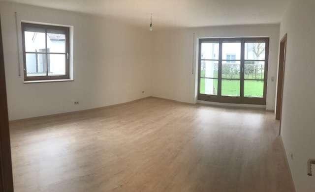 Schöne 3-Zimmer-Erdgeschosswohnung mit Terrasse in Lauingen