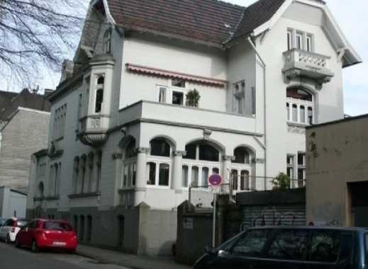 Maisonette-Wohnung in Gründerzeit Villa - 4 Z, Küche, 2 Dielen, 2 Bäder, Loggia in Barmen