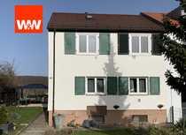 Doppelhaushälfte mit Garten und Terrasse