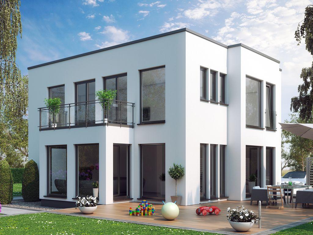 Flachdach Wintergarten 144 v7 modernes aktionshaus mit flachdach und