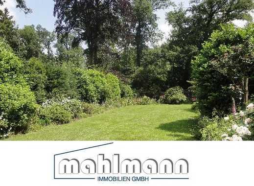 Bauland für ein freistehendes Einfamilienhaus in wunderschöner Grünlage!