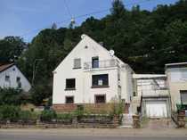 Einfamilienhaus mit Garage in Mettlach -