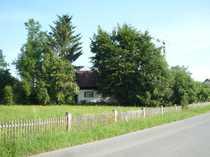 Grundstück für Einzelhaus mit Altbestand