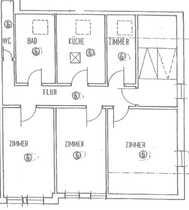 Moderne Möblierte Monteur- und Pendlerwohnungen
