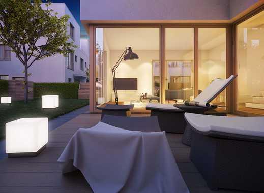 Modernes 6-Zimmer-Reihenendhaus mit Garten! Wohnen in Mannheim-Neckarstadt-Ost / Wohlgelegen