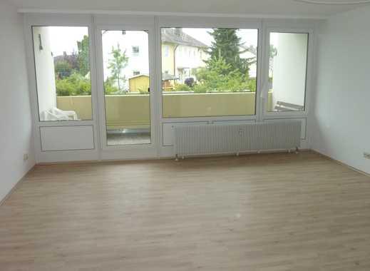 Modernisierte 2-Zimmer-Wohnung mit Balkon in Waltenhofen