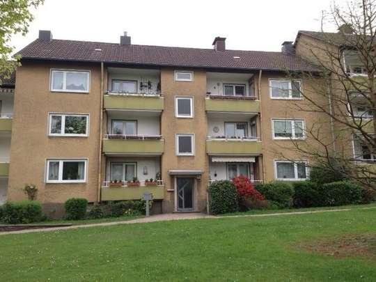 hwg - Für die kleine Familie! Gut gelegene 3-Zimmer Wohnung mit Balkon!
