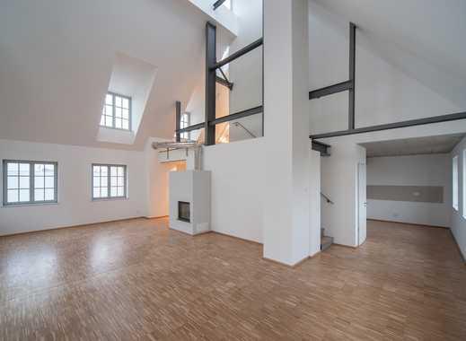 Der absolute Luxus im Zentrum  - Wohnen im Loft!